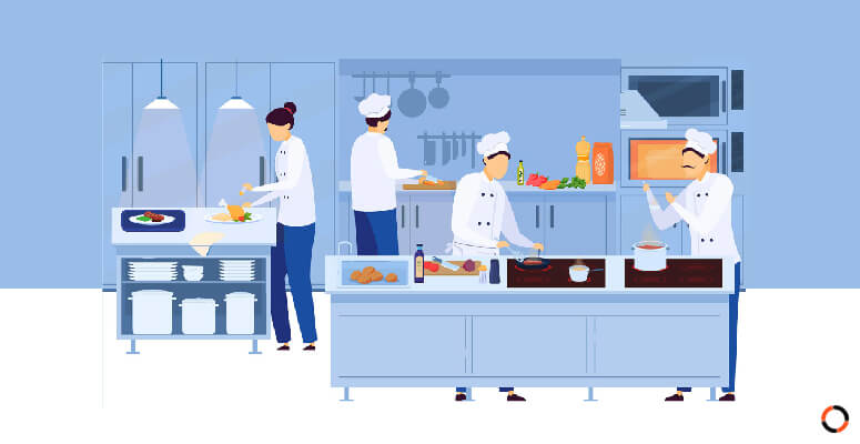 How the cloud kitchen help restaurateurs to minimize the operational costs