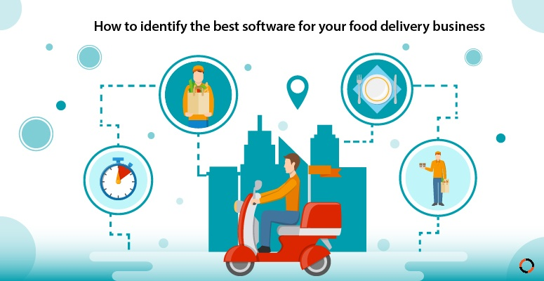 How to identify the best software for your food delivery business