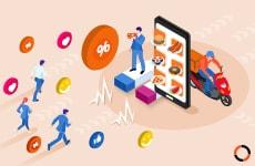 Customer retention strategies in multi restaurant online ordering system