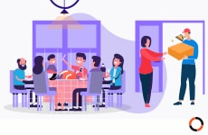 How multi restaurant delivery service software is beneficial for eating houses?